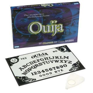 Ouija Board, Vintage Dark Gothic Occult glow in the dark Haunted Story
