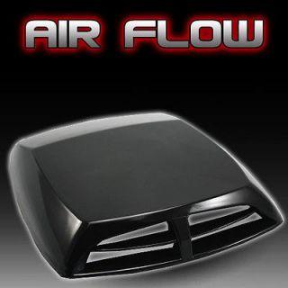 Car decorative Air Flow Intake Scoop Turbo Bonnet Vent Cover hood