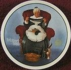 Mending Time /Norman Rockwell Mothers Day 1985 Collector Plate