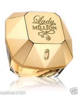 Paco Rabanne Lady One 1 Million 1.7oz/50ml Women Perfume EDP NEWWW
