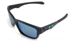 New Oakley Sunglasses Jupiter Squared Polished Black w/Jade Iridium