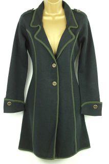 NEW* M&S PER UNA SMART BLACK CARDIGAN COAT / JACKET S M L XL