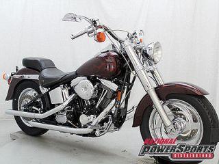 Harley Davidson  Softail 1999 HARLEY DAVIDSON FLSTF FAT BOY