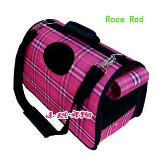 color hand out pet carrier dog bag cat bag travel carry bag check