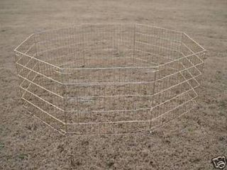 24 Gold Pet Dog Cat Play Exercise Pen Fence w/Case 4G Playpen Crate