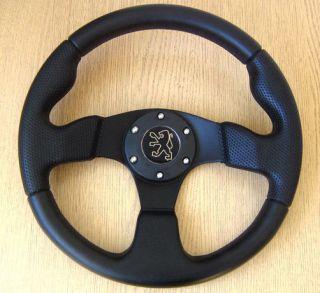 sport steering wheel peugeot 106 206 306 205 xs xsi gti location