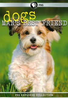 PBS Explorer Collection Dogs   Mans Best Friend DVD, 2011, 4 Disc Set