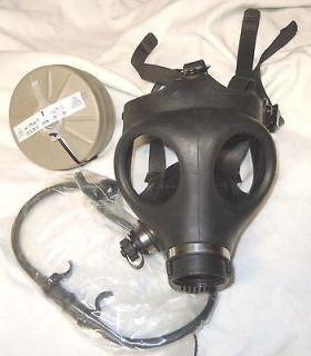 Israeli Childs size GAS MASK w/ Filter & Drinking Straw NEW