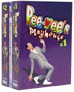 Pee Wees Playhouse The Complete Collection DVD, 2010, 11 Disc Set