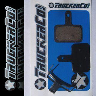 TruckerCo S Disc Brake Pads Tektro Auriga Pro Comp Aquila Draco Orion