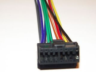 PIONEER WIRE HARNESS DEH 2300 DEH2300 **FAST SAME DAY SHIPPING** PIH