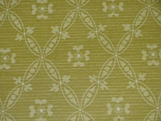 BRUNSCHWIG & FILS MUSTARD GOLD RITTENHOUSE DOUBLE ROLL WALLPAPER