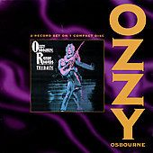 Tribute by Ozzy Osbourne CD, Aug 1995, Epic USA
