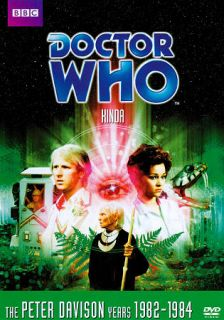 Doctor Who   Kinda DVD, 2011