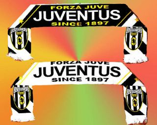 juventus soccer football team club winter scarf from belarus time