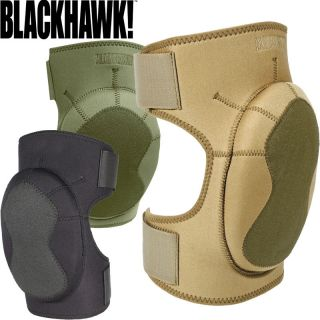 SURPLUS BLACKHAWK ADVANCED TACTICAL V2 KNEE PADS,FOLIAGE GREEN,TAN