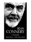 SEAN CONNERY BIOGRAPHY OFFICIALLY SIGNED HIM SALE