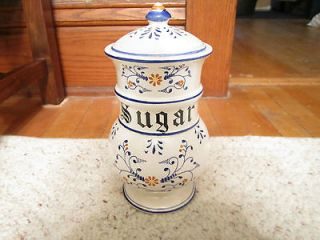vintage heritage royal sealy sugar canister returns accepted within 14