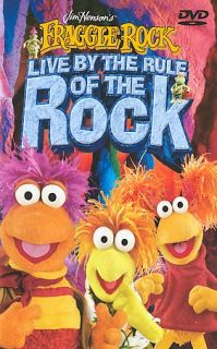 Fraggle Rock   Live By the Rule of the Rock DVD, 2005