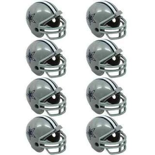 dallas cowboys helmet party pack time left $ 6 95