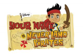 jake and the neverland pirates fabric in Kids Clothing, Shoes & Accs