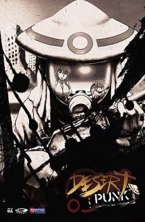 Desert Punk   Vol. 1 Enter the Desert DVD, 2006, DVD Box Hat