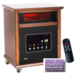 quartz infrared heater lifesmart in Portable & Space Heaters