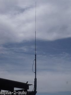 HVT 400 MOBILE OR PORTABLE HF/ VHF 80   6 METER HAM RADIO ANTENNA