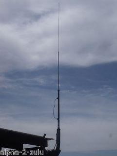 HVT 400 MOBILE OR PORTABLE HF/ VHF 80   6 METER HAM RADIO ANTENNA