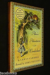 Alices Adventures In Wonderland, by Lewis Carroll, illus by John