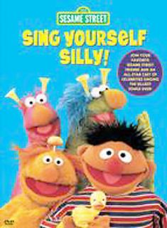 Sesame Street   Sing Yourself Silly DVD, 2005
