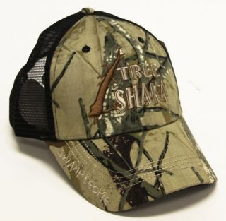 swamp people officially licensed hat cap tree shaka