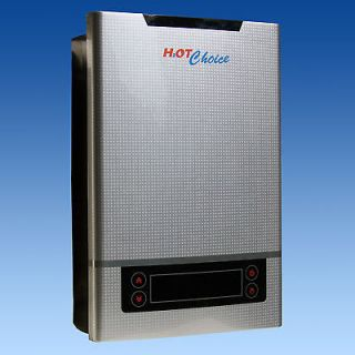 Newly listed INSTANT ON DEMAND ELECTRIC TANKLESS WATER HEATER 21 KW