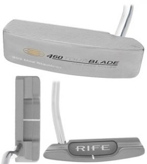 Guerin Rife 460 Mid Blade Classic Putter Golf Club