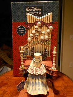 Disney Jim Shore Haunted Mansion 40th Organ Player Event Lighted