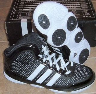 new adidas adipure basketball mens 11 5 nib black ltd