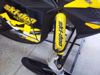 ski doo shock covers protect ors yellow 861775500 one day