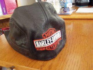 harley davidson black motorcycle doo rag