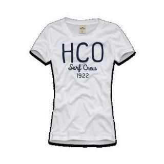 NWT Hollister by Abercrombie Shirt Graphic Tee L LARGE New Bettys El
