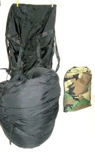 Newly listed Lot 3pc Military Army Sleeping Bag Goretex Bivy Cover