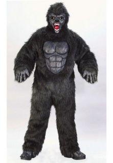 Grrr Gorilla Ape Jungle Safari Animal Mascot Halloween Adult Costume
