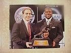 Ingram/Alabama Crimson Tide Heisman Trophy Winner Photo w/ Nick Saban