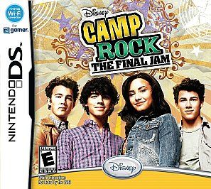 Camp Rock The Final Jam Nintendo DS, 2010