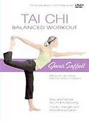 Janis Saffell   Tai Chi Balanced Workout DVD, 2005