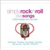 Simply Rock n Roll Love Songs CD, Jan 2011, 2 Discs, Simply