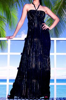 MYMA UK Womens/Ladies MAXI DRESS Long/Boho/Summer/Evening/Bridesmaid