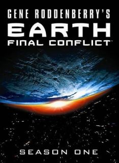 earth final conflict season 1 new sealed 5 dvd set