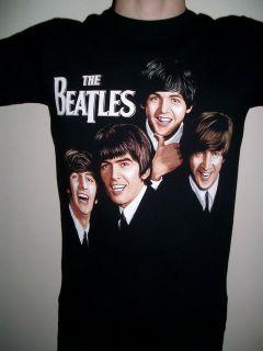 Beatles retro 1963 Band T Shirt Size S   3 XL new John Lennon