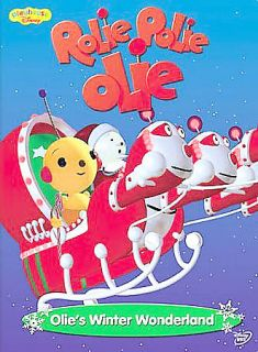 Rolie Polie Olie Olies Winter Wonderland DVD, 2003