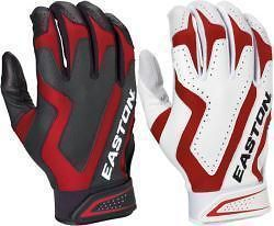 pack Easton Omen Cage 2 Game XL Red/White Adult Batting Gloves